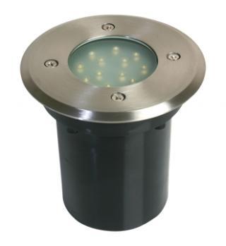 Luminario Empotrar en Piso 12 LED X.01W.