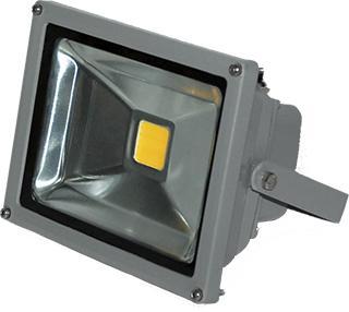 Reflector Aluminio Fundido 10W. Led.