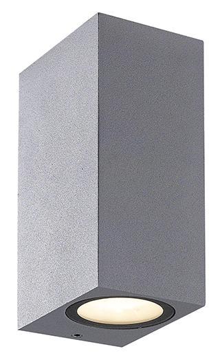 Arbotante de Aluminio para Muro Cob LED Cree 14W.