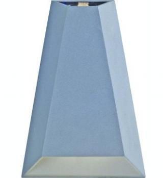 Arbotante de Alum. Fundido LED Cree 6W. Gris