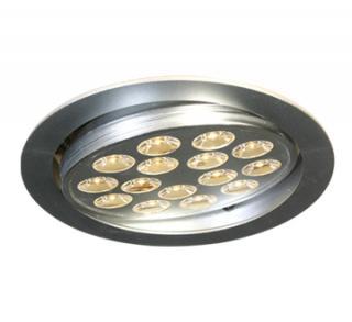 Empotrado 15 LED 1W Calido High Power.