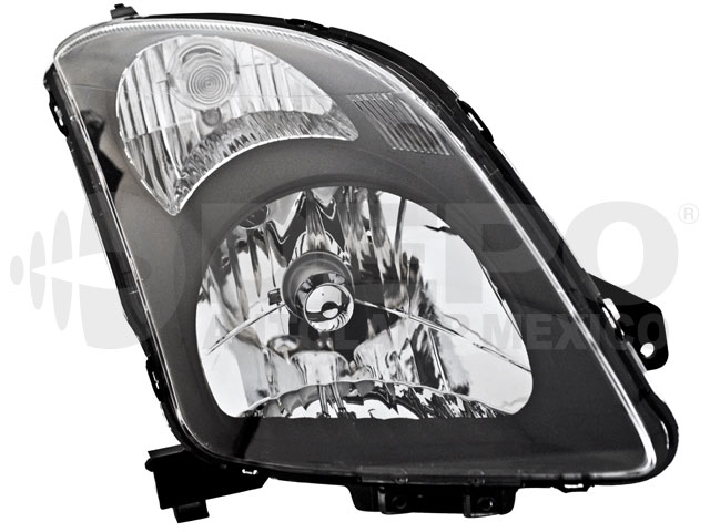 Faro Suzuki Swift 07-11 Der Negro