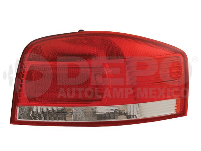 Calavera Audi A3 04-06 Der S/arn S/foc