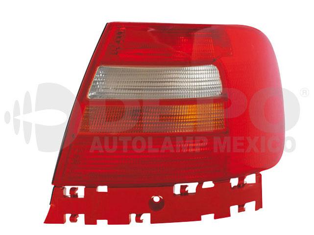 Calavera Audi A4 97-98 Der S/arn S/foc