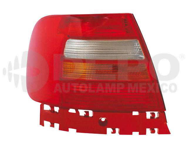 Calavera Audi A4 97-98 Izq S/arn S/foc