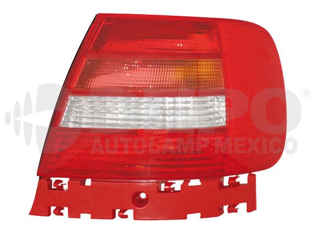 Calavera Audi A4 99-01 Der S/arn S/foc