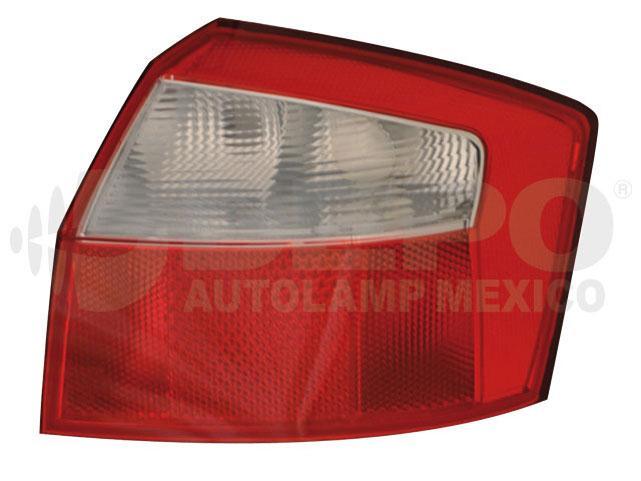 Calavera Audi A4 02-04 Der S/arn S/foc