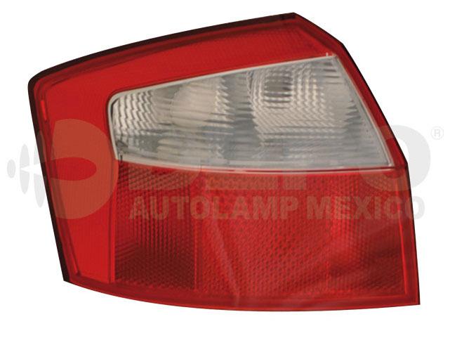 Calavera Audi A4 02-04 Izq S/arn S/foc