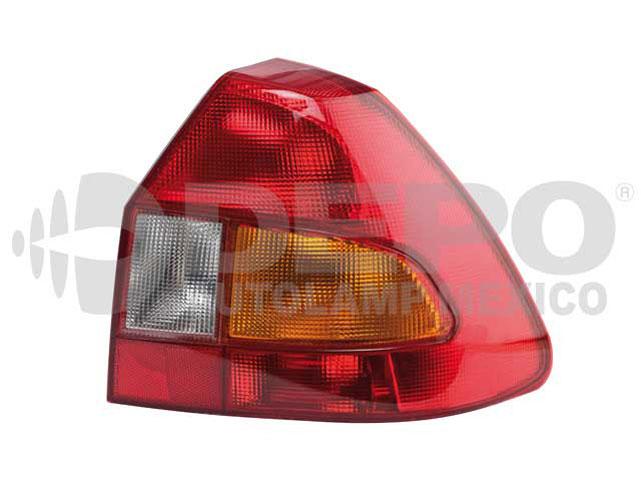 Calavera Ford Fiesta/ikon 01-03 Der Amb/bco/rjo