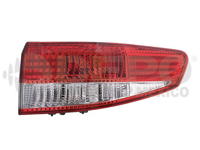 Calavera Honda Accord 03-04 Ext Der 4p Bco/rjo