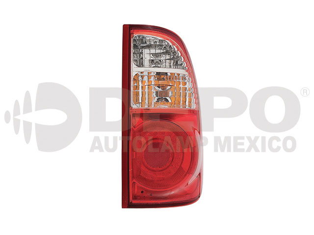 Calavera Toyota Tundra 05-06 Der Cab 1/2 C/arn