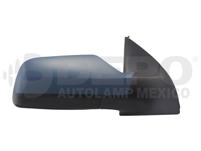 Espejo Chevrolet Astra 00-03 Der Electrico C/desempaÑante P/pintar*