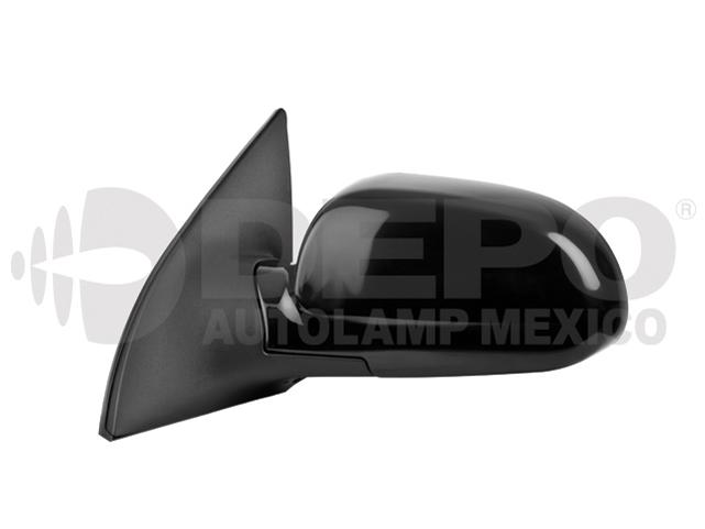 Espejo Chevrolet Meriva 04-08 Izq C/control P/pintar*