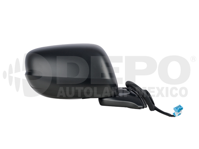 Espejo Honda Fit 09-13 Der Electrico Ngo*