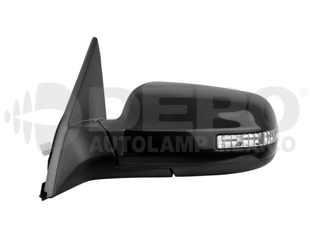 Espejo Nissan Altima 4ptas 07-12 6cil Izq Electrico C/direccional P/pintar*