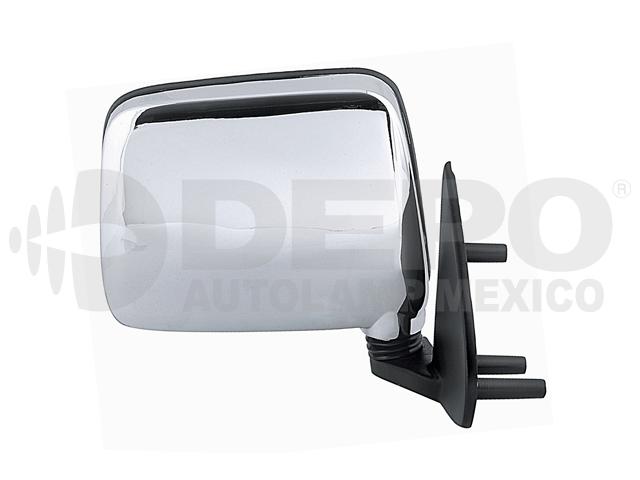 Espejo Nissan D 21 94-08/d 22 08-12 Der Manual Cromado*