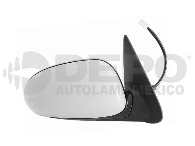 Espejo Nissan Maxima 00-03 Der Electrico P/pintar*