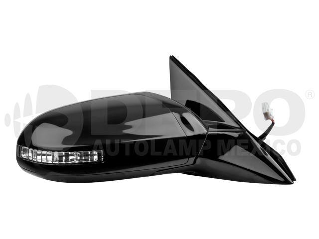 Espejo Nissan Maxima 09-12 Der Electrico Ngo*