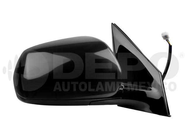 Espejo Nissan Murano 04-08 Der Electrico C/desempaÑante P/pintar*