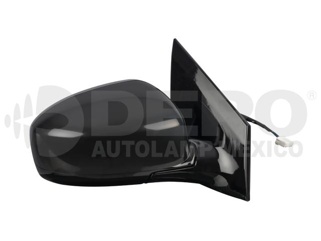 Espejo Nissan Murano 09-13 Der Electrico C/desempaÑante P/pintar*