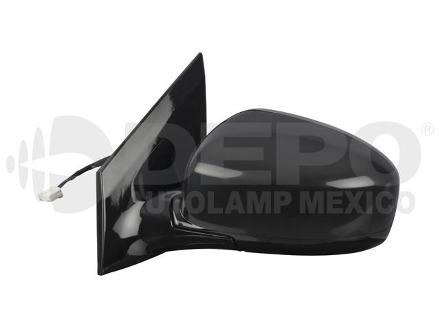 Espejo Nissan Murano 09-13 Izq Electrico C/desempaÑante P/pintar*