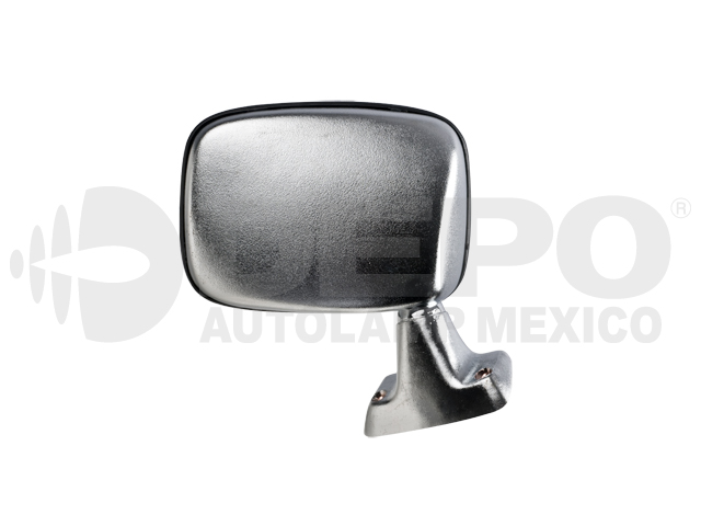 Espejo Toyota Pick Up 79-83 Der Manual Corrugado Cromado*