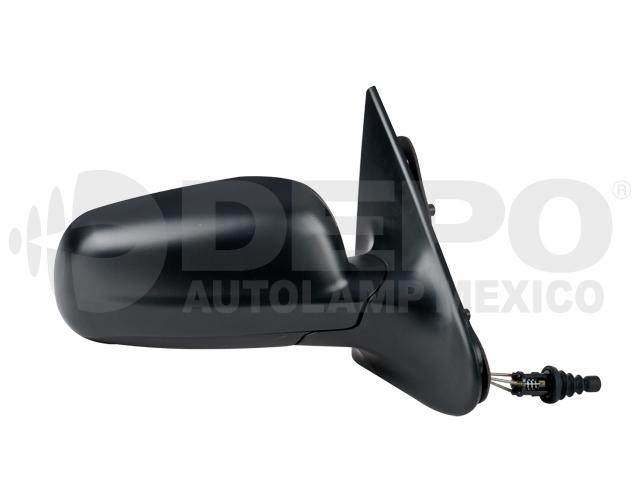 Espejo Volkswagen Pointer 4ptas 00-09 Der C/control Corrugado Ngo*
