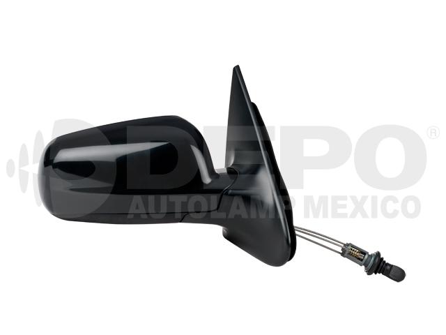 Espejo Volkswagen Pointer 4ptas 00-09 Der C/control P/pintar *