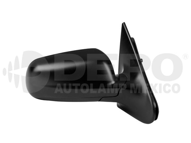Espejo Volkswagen Pointer 4ptas 00-09 Der Manual Corrugado Ngo *