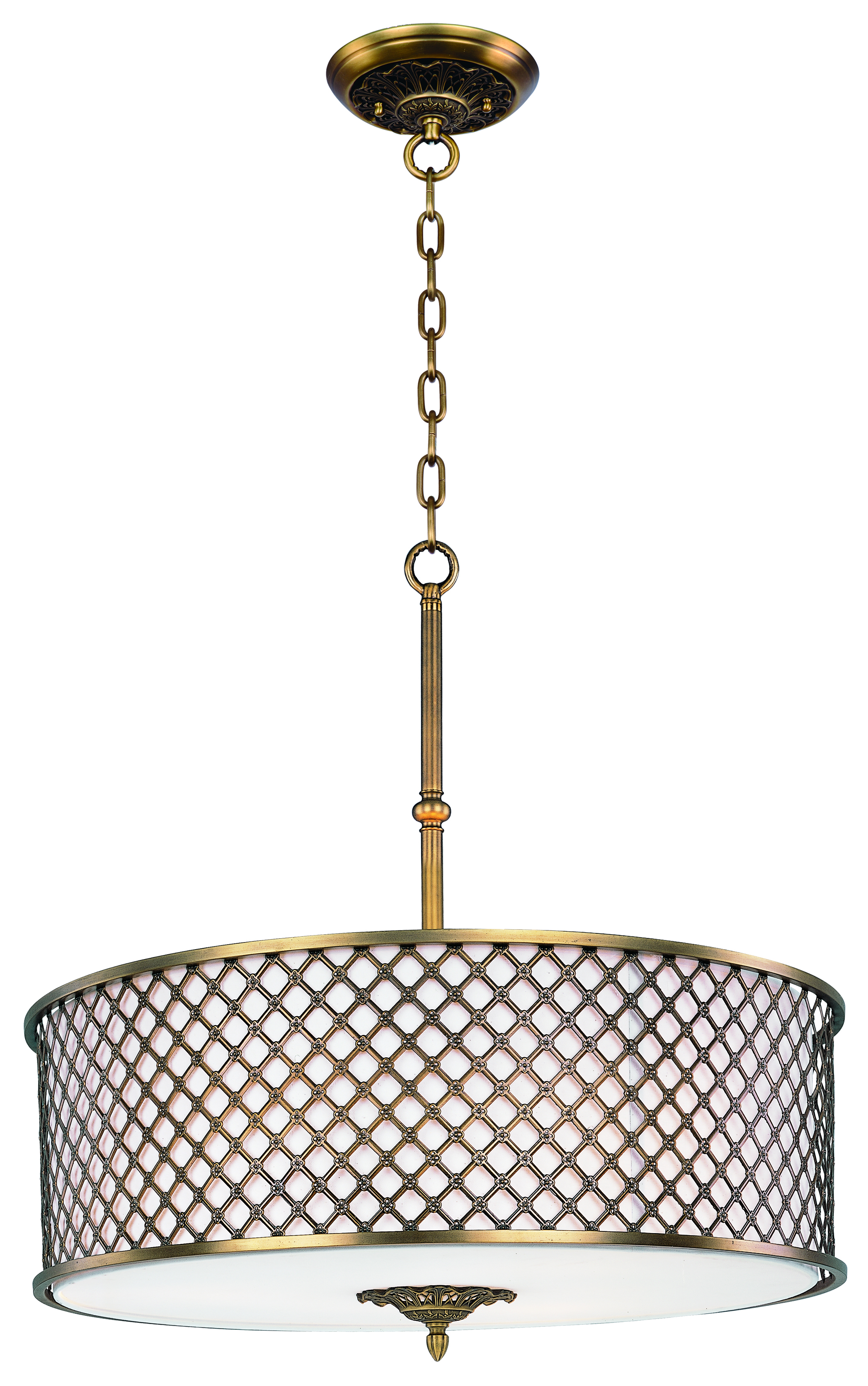 Manchester 6-light pendant