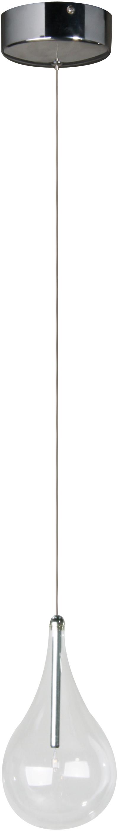 Larmes 1-Light Pendant