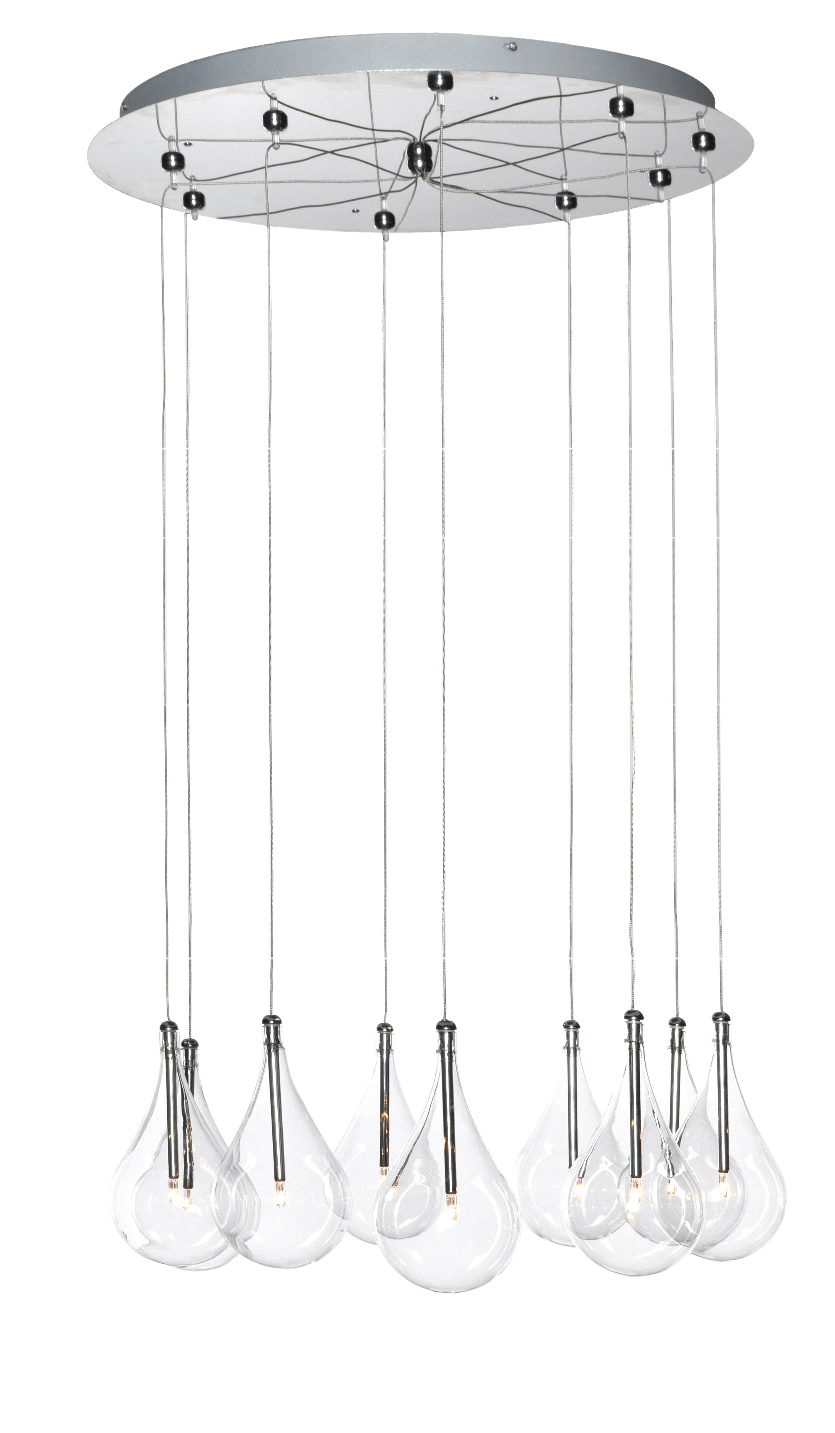 Larmes 9-Light Pendant
