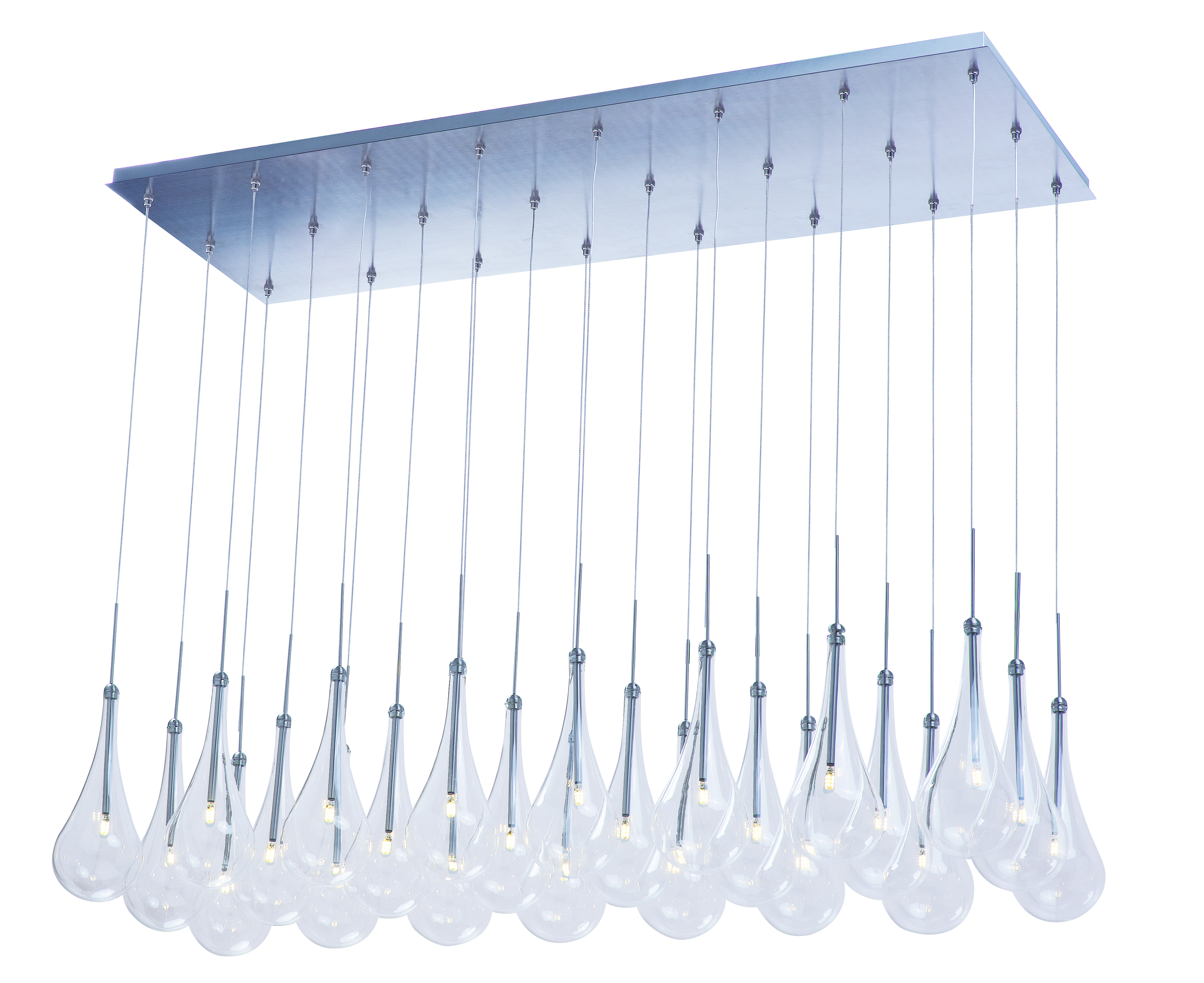 Larmes 24-Light LED Pendant