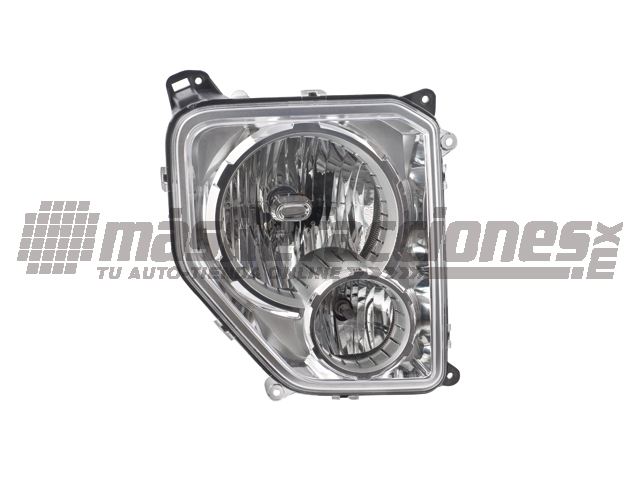 Faro Jeep Liberty 08-13 Der