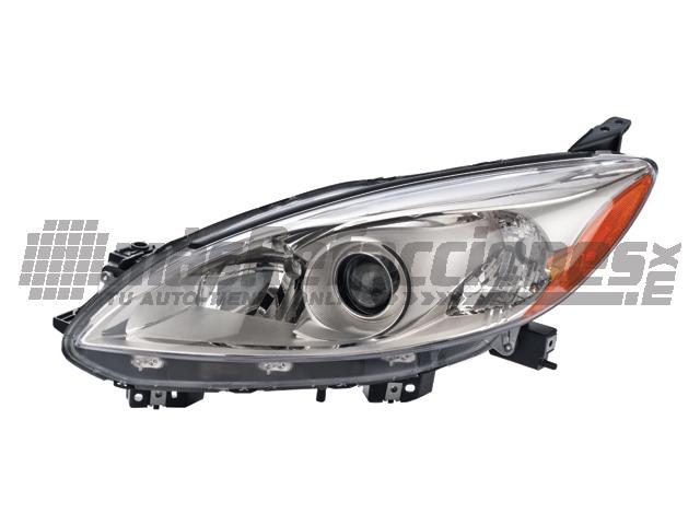 Faro Mazda 5 12-13 Izq