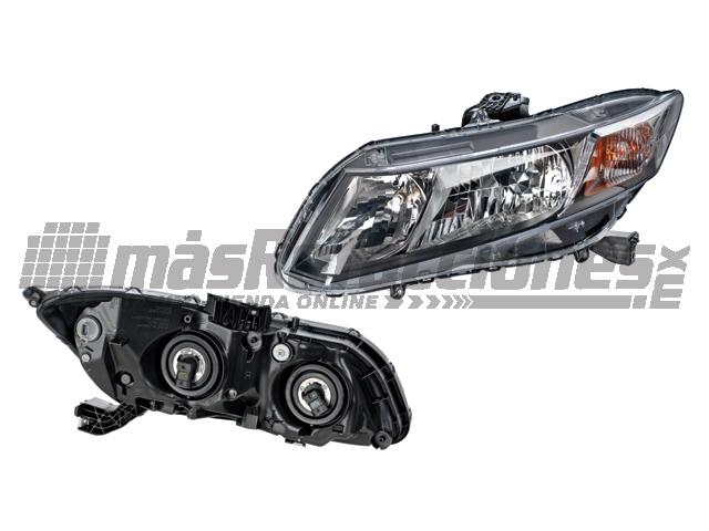 Faro Honda Civic 13 Izq 2 y 4 Ptas