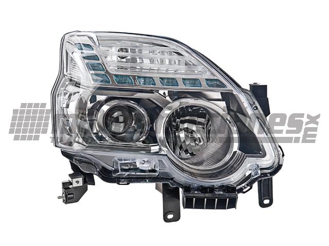 Faro Nissan Xtrail 11-14 Der