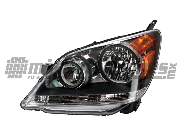 Faro Honda Odyssey 08-10 Izq Fondo Negro