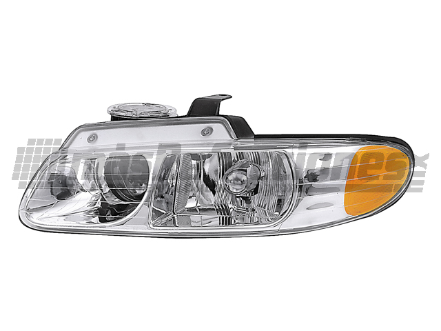 Faro Chrysler Town Country 98-00 Izq