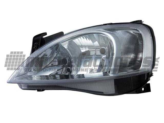 Faro Chevrolet Corsa 00-02 Izq
