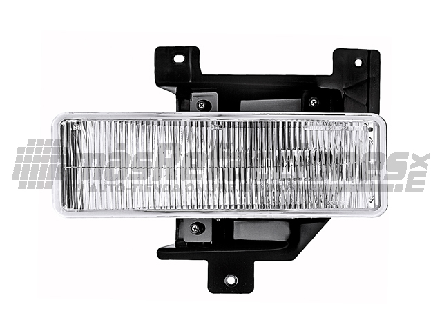 Faro Niebla Ford Lobo/expedition 97-98 Izq 4x4