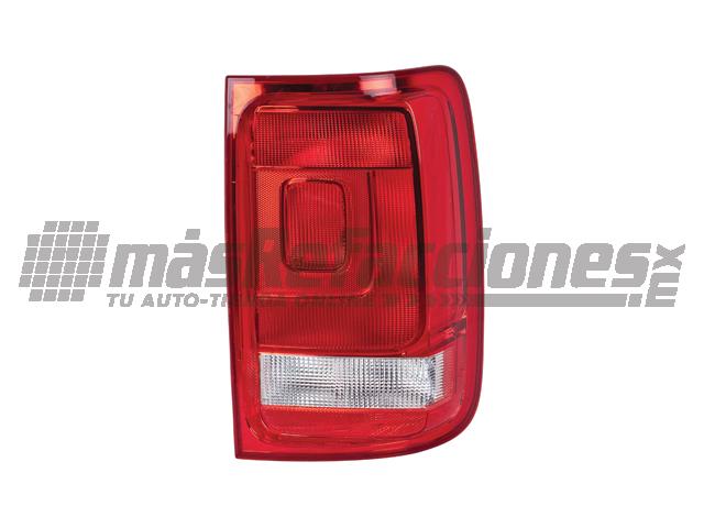 Calavera Volkswagen Amarok 10-14 Der