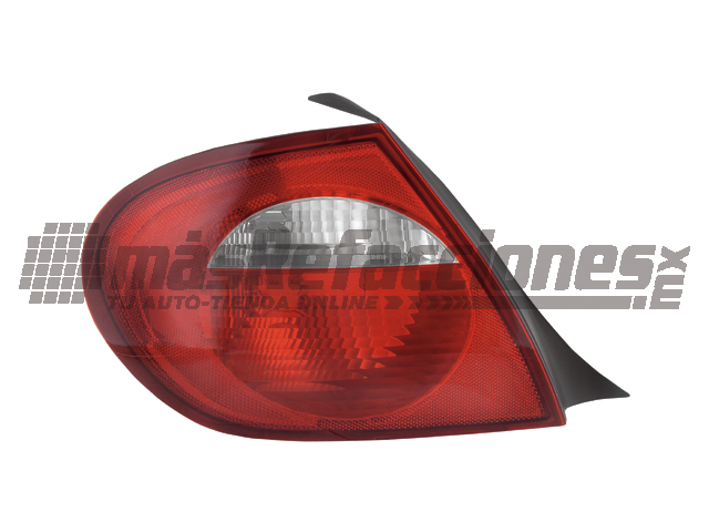 Calavera Dodge Neon 03-05 Izq