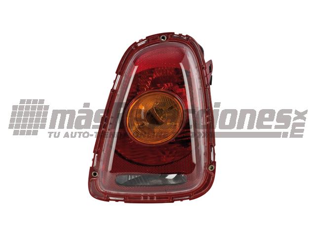 Calavera Mini Cooper 07-10 Der Rojo/ambar