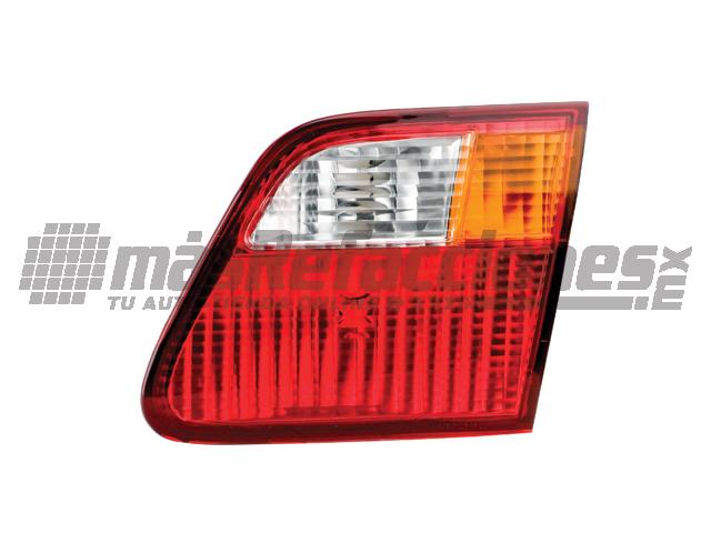 Calavera Honda Civic 99-00 Int Der 4p Amb/bco/rjo