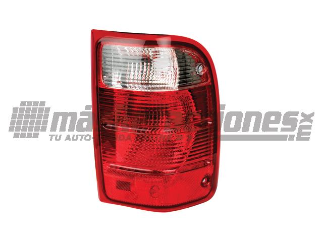 Calavera Ford Ranger 01-04 Der Li Bco/rjo