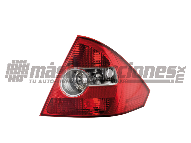 Calavera Ford Fiesta 05-10 Der Bco S/arnes S/foco 4ptas
