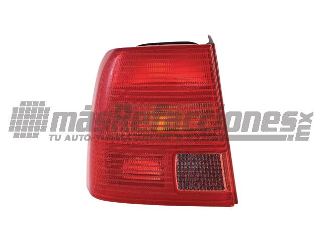 Calavera Volkswagen Passat 99-01 Izq Rojo