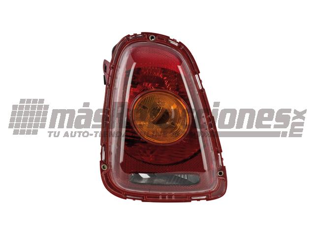 Calavera Mini Cooper 07-10 Izq Rojo/ambar