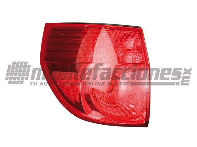 Calavera Toyota Sienna 06-10 Ext Izq C/foco
